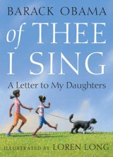 President Barack Obama 'Of Thee I Sing – A Letter To My Daughters' Book Already Rising to the top on the Amazon