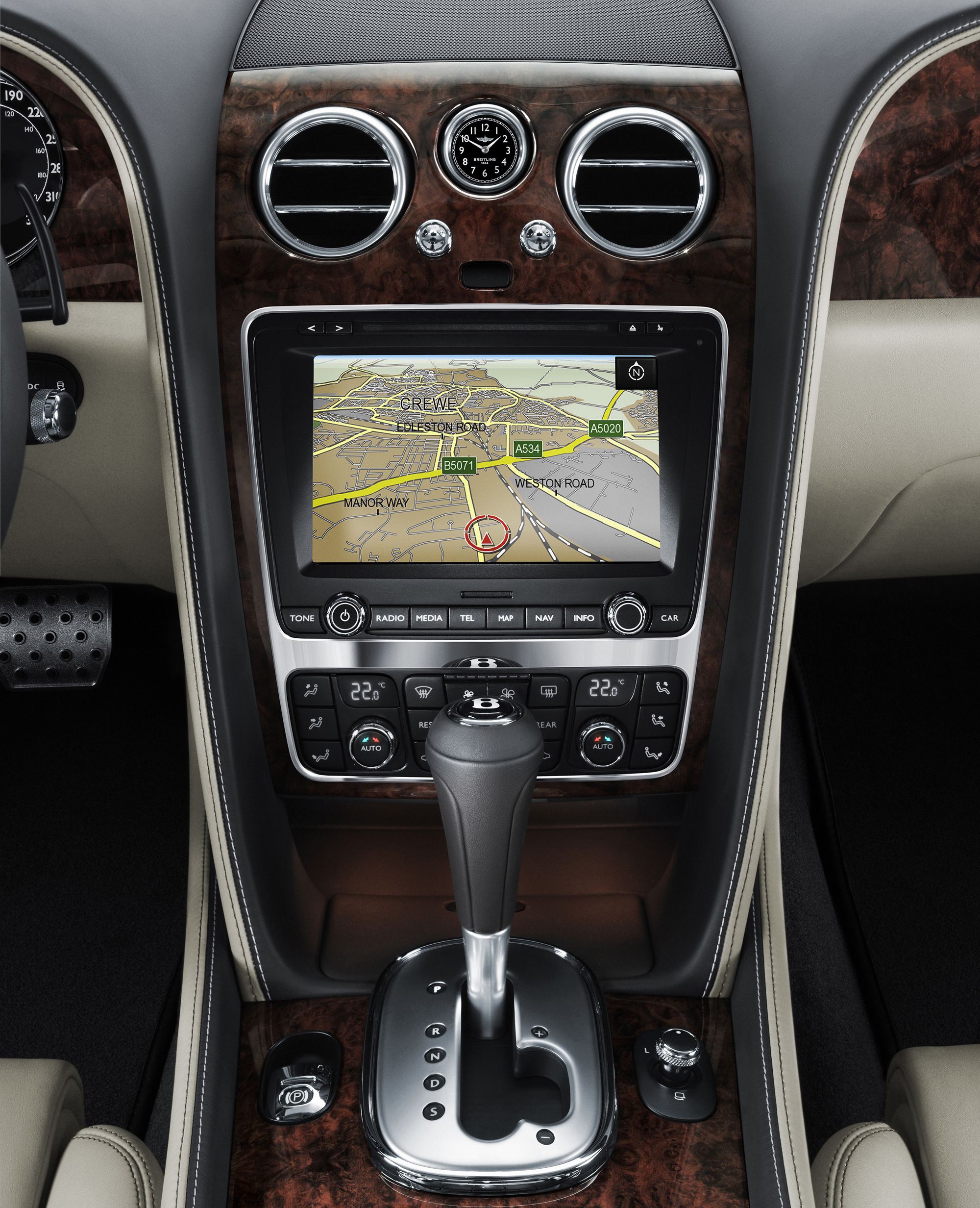 The New Bentley Continental Gt In Platinum: The New Bentley Continental GT Four Seat Coupe