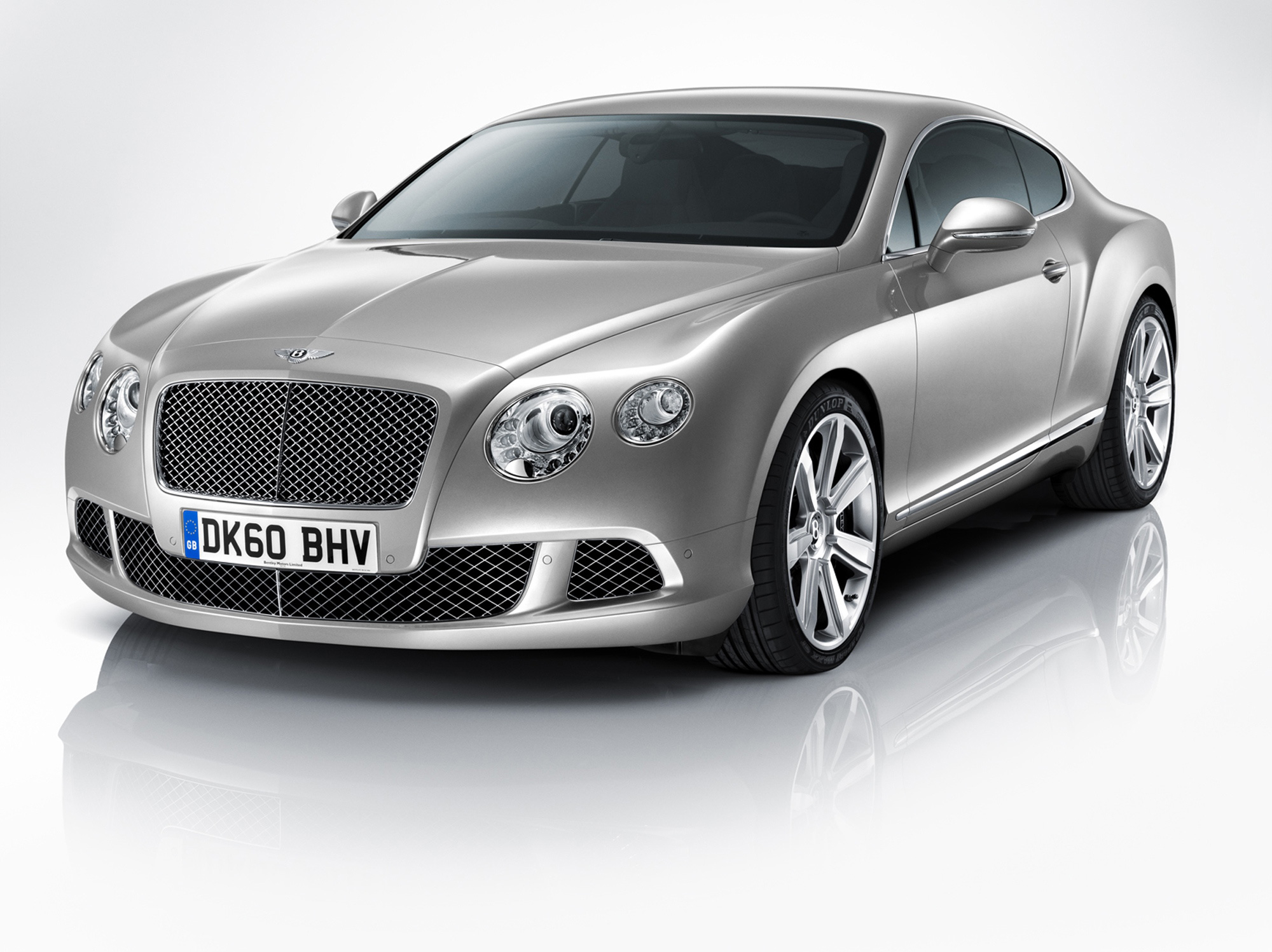 bentley continental matte