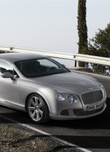 2011 Bentley Continental GT Price Confirmed