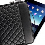 Chanel iPad Case Offers Good Care for Your Gadgets