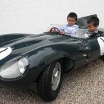 D-Type Jaguar Children's Car – Ready to be Sold at the Bonham's Goodwood Auction