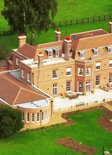 For Sale – David and Victoria Beckham's Beckingham Palace