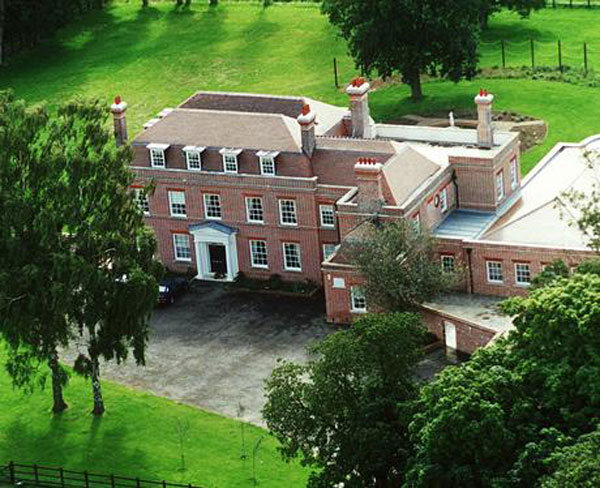 David and Victoria Beckham's Beckingham Palace