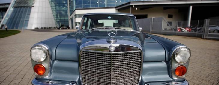 Elvis Presley's Mercedes-Benz 600 Set for Bonhams' Sale of Important Motor Cars and Fine Automobilia