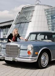 Elvis Presley's Mercedes-Benz 600