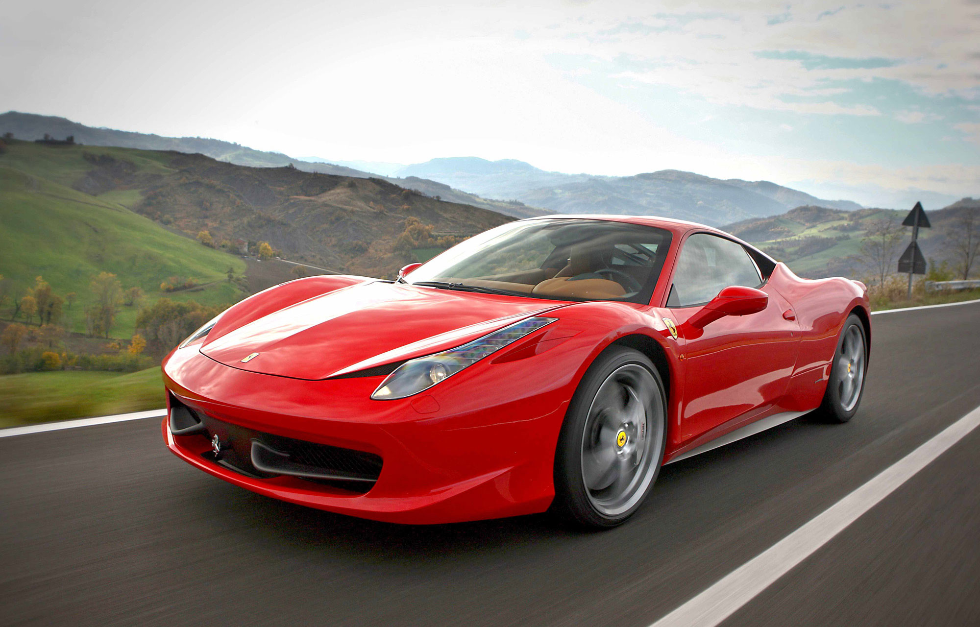 Ferrari Recalls 458 Italia Supercar After High Profile