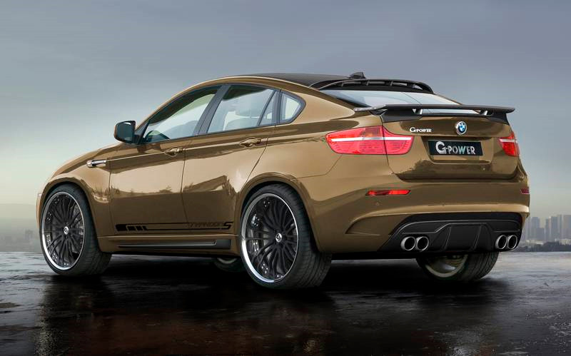 G-Power BMW X6 Typhoon RS