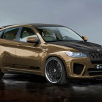 The Fastest SUV in the World – G-Power BMW X6 Typhoon RS