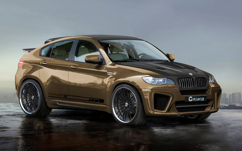 The Fastest SUV in the World &#8211; G-Power BMW X6 Typhoon RS