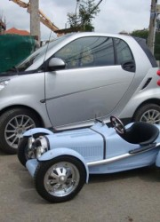 Half Scale Bugatti T35 Children&#039;s Car