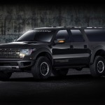 Hennessey VelociRaptor APV – The World's First Armored Performance Vehicle