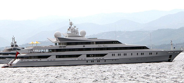 Indian-Empress-yacht