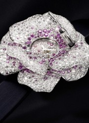 Jaeger-LeCoultre La Rose Blanche Timepiece – Perfect Example of the Finest Jewellery Creation