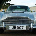 James Bonds's Aston Martin Ready for Auction