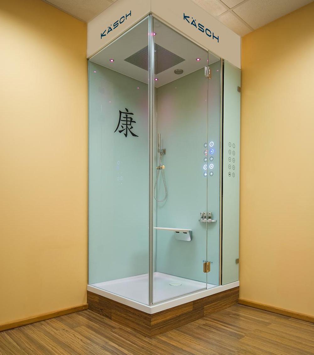 Kaesch Micro Steam shower