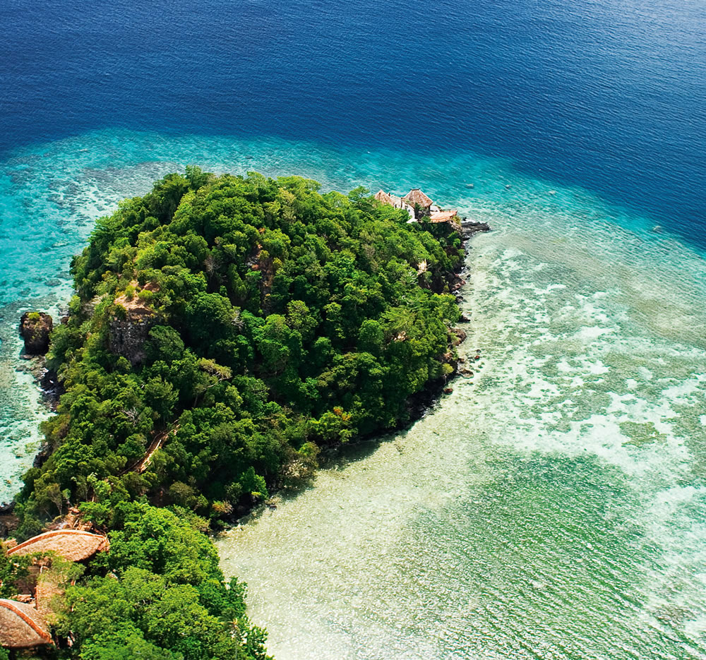 Laucala Island, Fiji &#8211; Discover an Idyllic Private Island Resort Experience