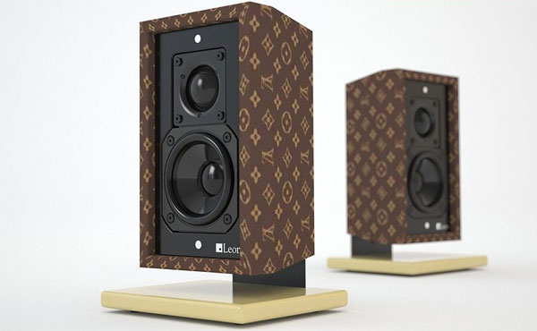 Custom Built Leon Home Theater Speakers