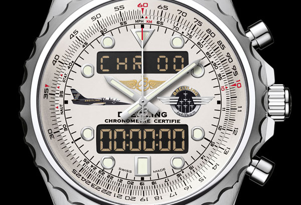 Limited-Edition-Breitling-Chronospace-Jet-Team-Watch