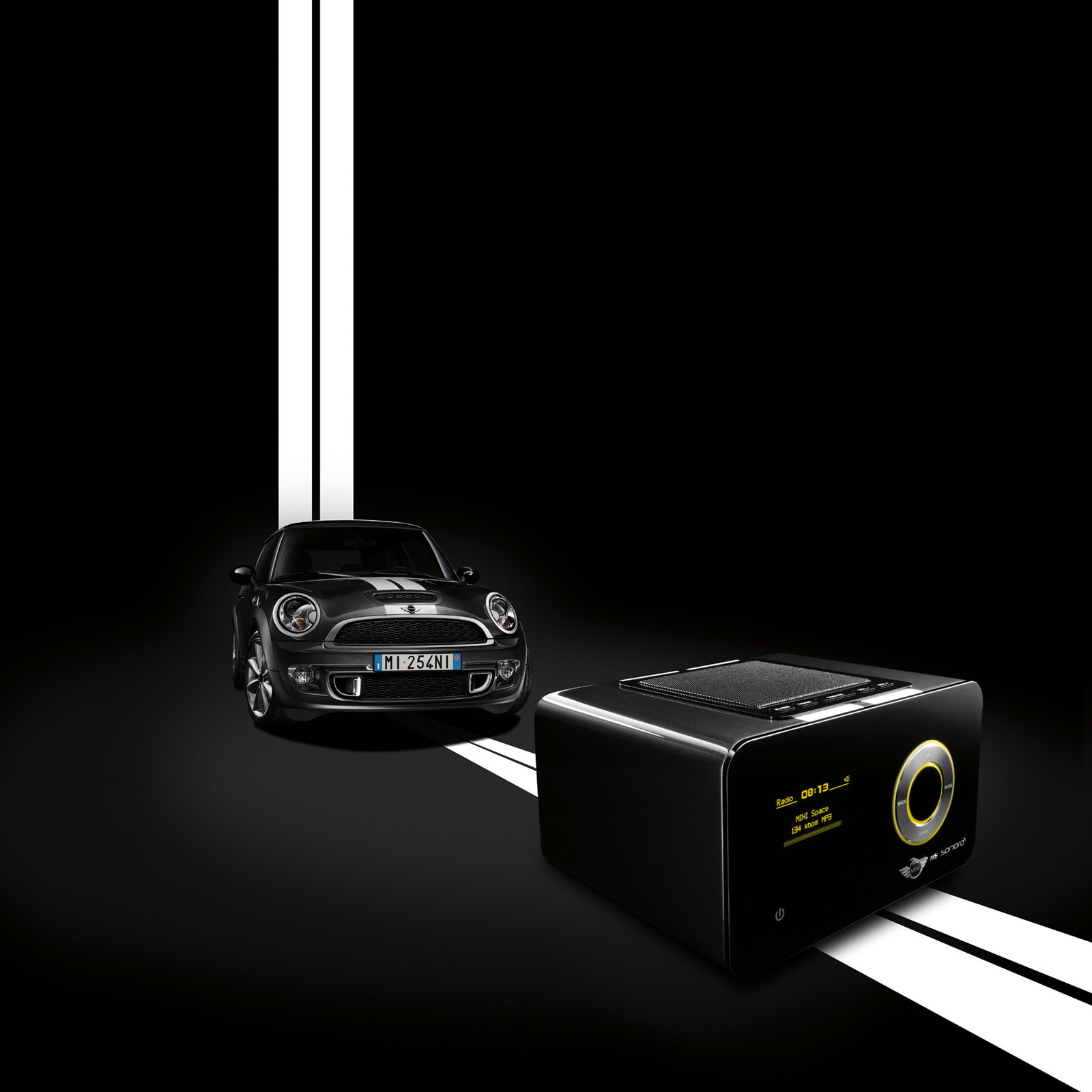 Limited Edition MINI Rocks Sonoro Internet Radio