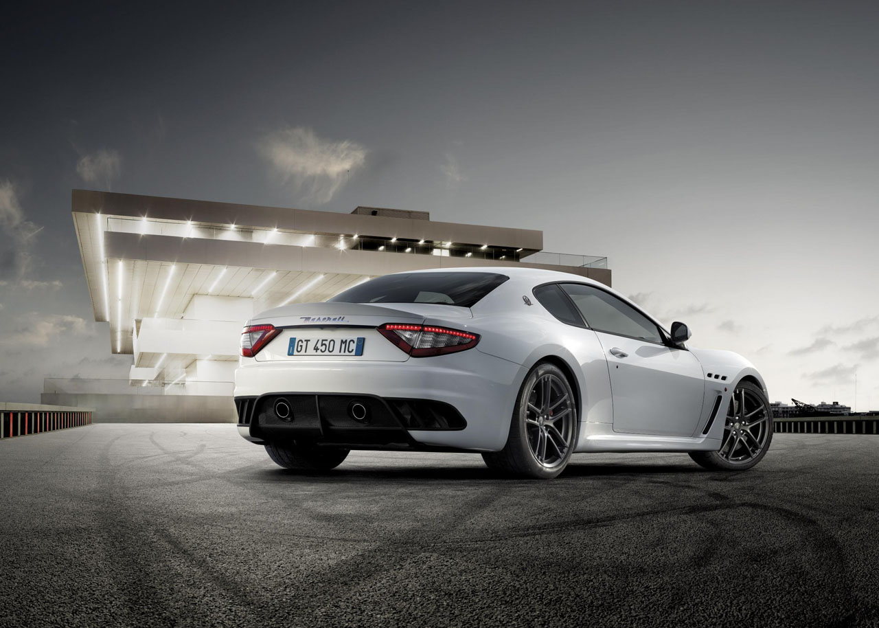 Maserati GranTurismo MC Stradale &#8211; Fastest Car in the Maserati Range