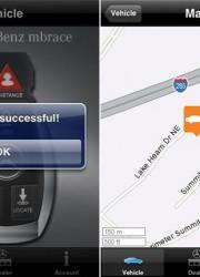 Mercedes-Benz Mbrace iPhone Application 2.0 Introduces Mobile Concierge Service