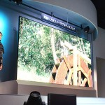 Mitsubishi 155-inch Diamond Vision Modular OLED – World's First Large-scale OLED Screen