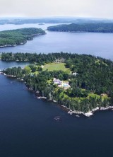 Nautilus Island In Maine's Penobscot Bay for Sale
