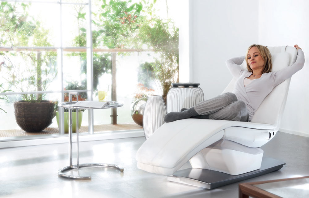 Panasonic's Relax Chair Yasumi