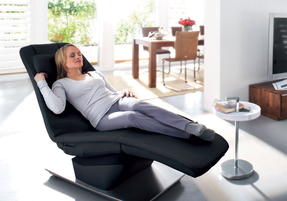 Panasonic's Relax Chair Yasumi