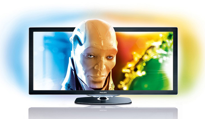 Philips Cinema 21:9 Platinum HDTV – World's First Cinema Proportion 3D TV