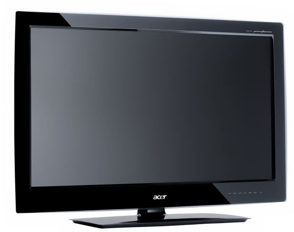 New Acer AT58 TV LED Series Designed by Pininfarina