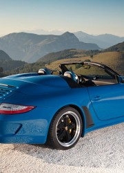 Limited Edition Porsche 911 Speedster Coming to Paris Motor Show