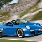 Limited Edition Porsche 911 Speedster Coming to Paris Motor Show