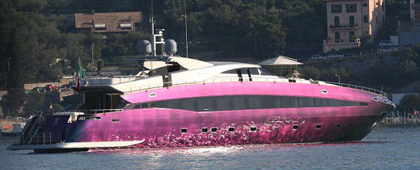 This Summer Superstars Are Simply Hijack Superyachts
