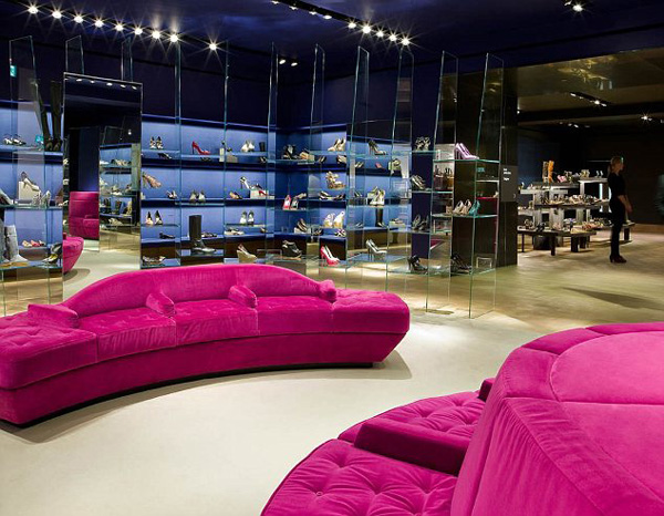 Selfridges Launch The World&#8217;s Largest Shoe Department