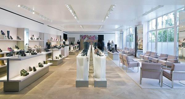 Selfridges - The World's Largest Shoe Department
