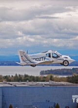 The Transition – Terrafugia Flying Car Production Start by End of Year