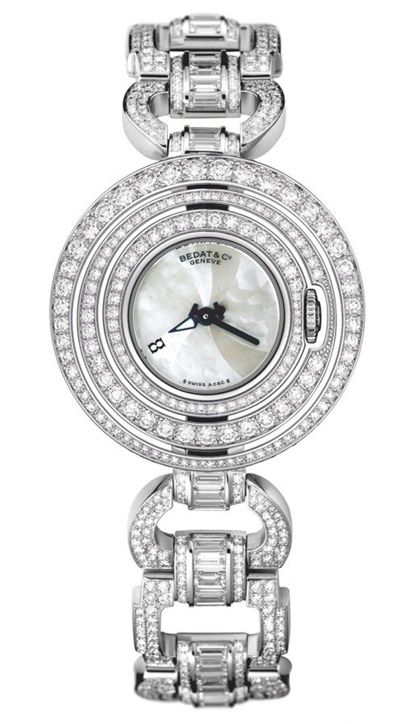 Bedat &amp; Co Extravaganza Lady&#8217;s Watch &#8211; Magnificent Fusion of Exquisite Design and Superior Craftsmanship