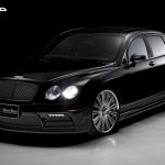Wald International Unveil Bentley Continental Flying Spur Black Bison