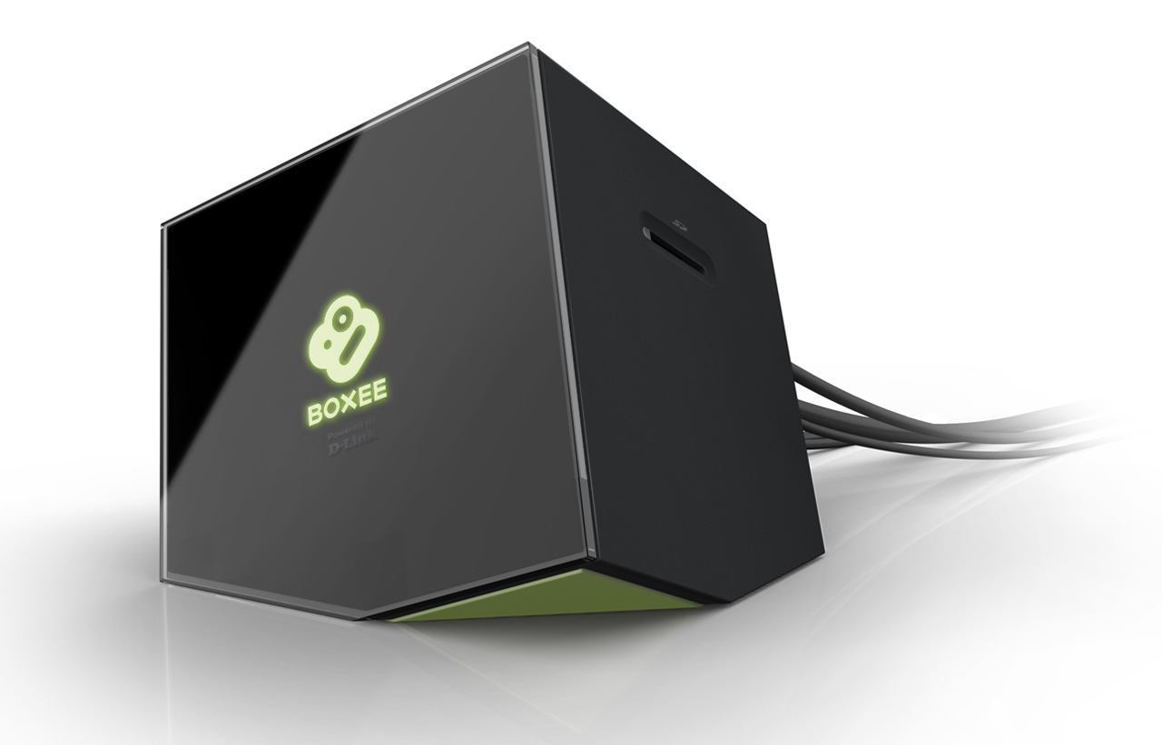 D-Link's Boxee Box