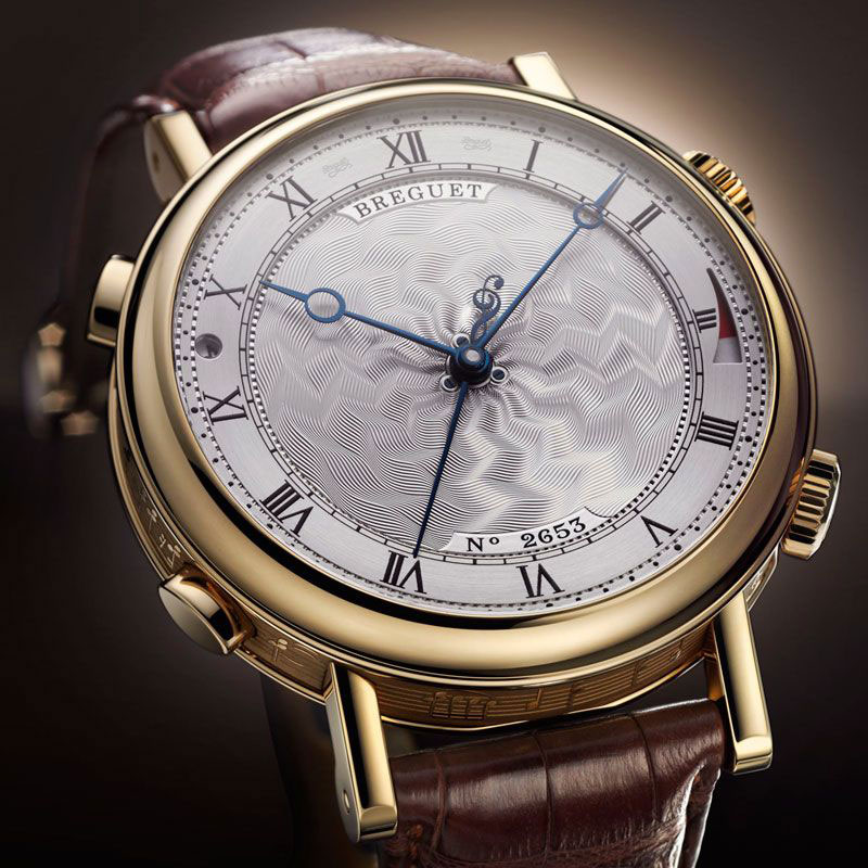 In Rhythm with the Time &#8211; Breguet Reveil Musical Watch