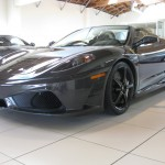 One-off Carbon Fiber Ferrari Scuderia Spider 16M Available for $650,000