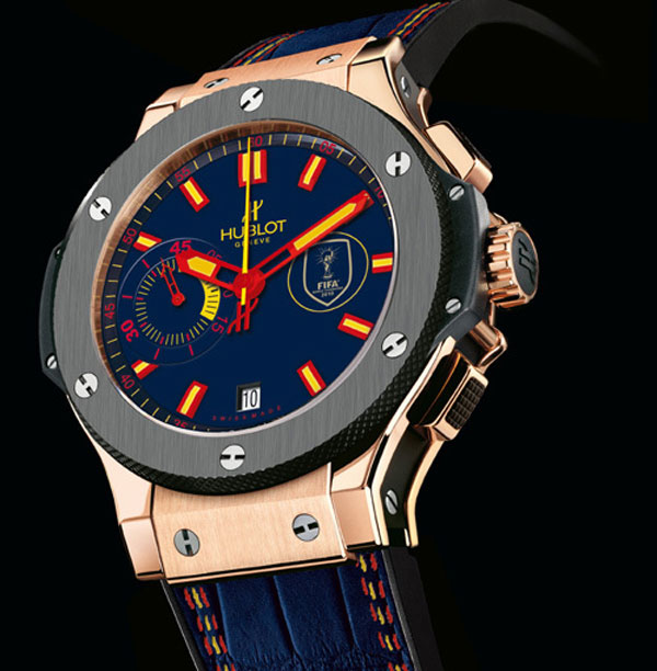 Limited Edition Hublot Big Bang FIFA World Cup Winners Watch