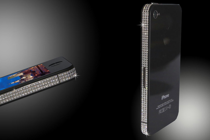 iPhone 4 Swarovski & Platinum Edition