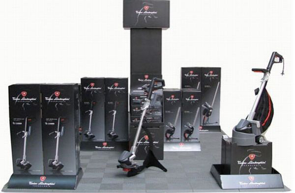 Tonino Lamborghini Gardening Tools that Will Get the Job Does in Style