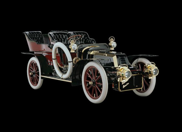 1904 DeDion Bouton Model ADL Rear Entry Tonneau