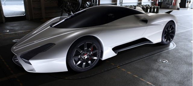SSC Ultimate Aero II Aims to Hit 275mph