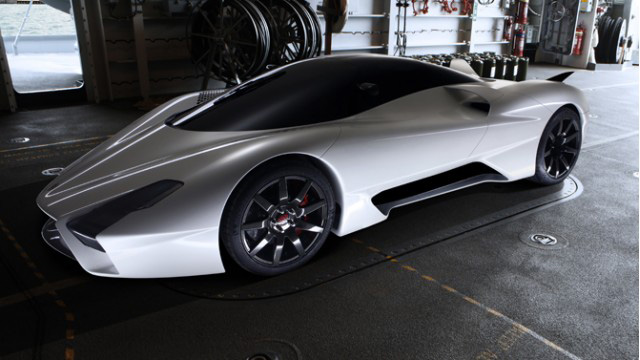 SSC Ultimate Aero II