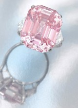 Sotheby's to Auction $38 million Rare Pink Diamond